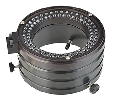 Techniquip ProLine LED 882 82mm ring illuminator for large diameter Nikon objectives - Made in USA
