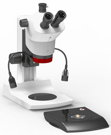 Labomed-Luxeo-6Z-Microscope-with-darkfield-adapter