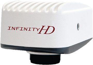 Lumenera InfinityHD CMOS 1080p High Definition scientific microscope camera