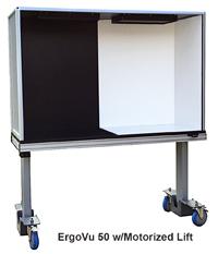 ergovu-50-manual-inspection-booth-motor-lift-USP790-a