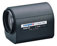 LENSES by Computar - Motorized - ROI, High speed, real time, c-mount, cs-mount, white balance, real time, image capture, Industrial