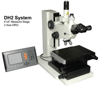 "Custom Metallurgical Microscope – We can build custom metallurgical microscopes for your application. XY stages to 18""x18"", XYZ measurement, wide range of optics options, digital cameras. Turn-key microscope solution"